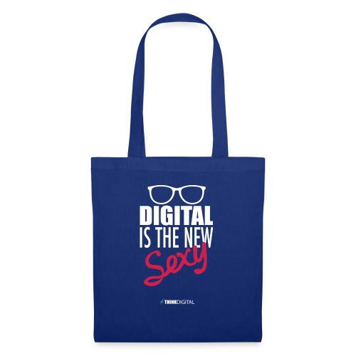 DIGITAL is the New Sexy - Lady - Borsa di stoffa
