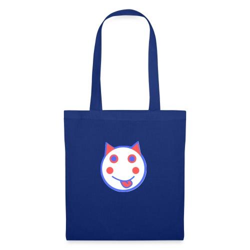 Red White And Blue - Alf Da Cat - Tote Bag
