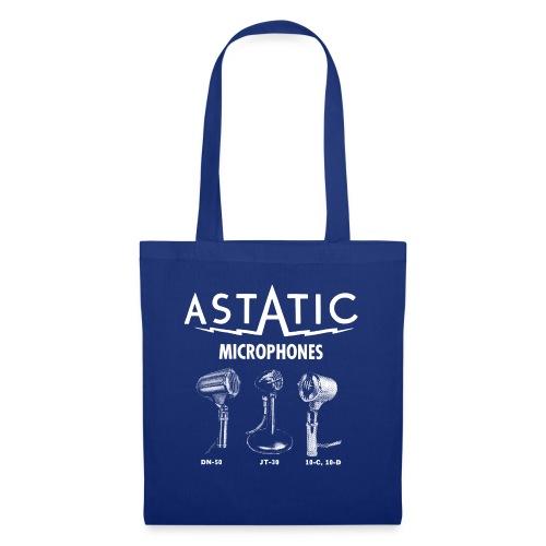 Astatic mic advert - Tote Bag
