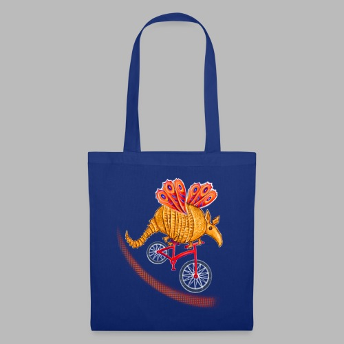 Flying Armadillo - Tote Bag