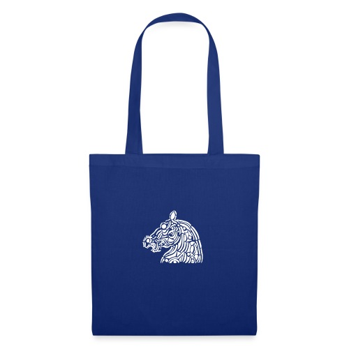 horse - cheval blanc - Tote Bag