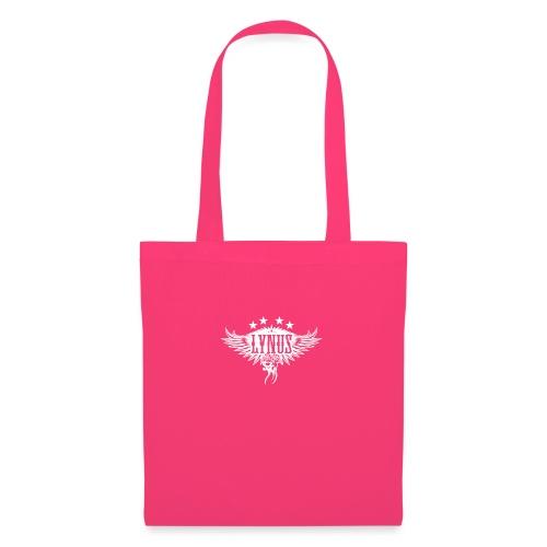 Small Lynus logo White - Tote Bag