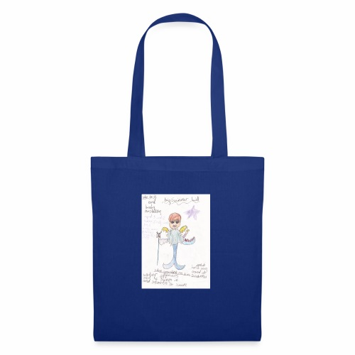 Big Swimmer Bill DHIRT - Tote Bag