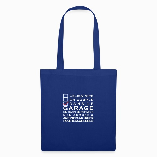 Celibataire en couple etc - Tote Bag