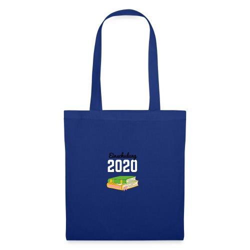 Einschulung 2020 - Stoffbeutel