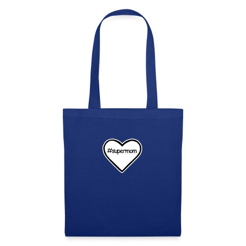 #supermom - Tote Bag