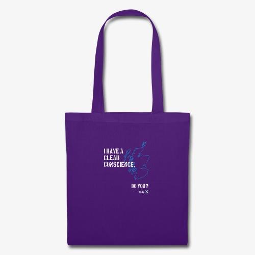 Clear Conscience - Tote Bag