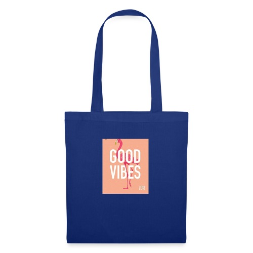 good vibes -Lottie cam - Tote Bag