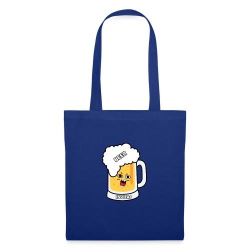 BEER INVITAS - Bolsa de tela