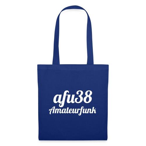 afu38 Amateurfunk - Stoffbeutel