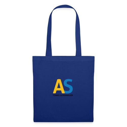 as logo - Borsa di stoffa