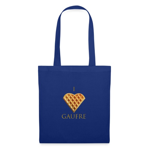 i love gaufre - Tote Bag