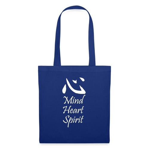 Studio Kokoro Mind, Heart, Spirit - Tote Bag