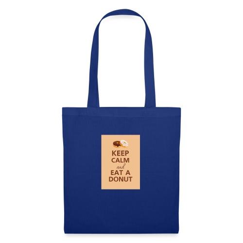 KEEPCALMDONUT - Tote Bag