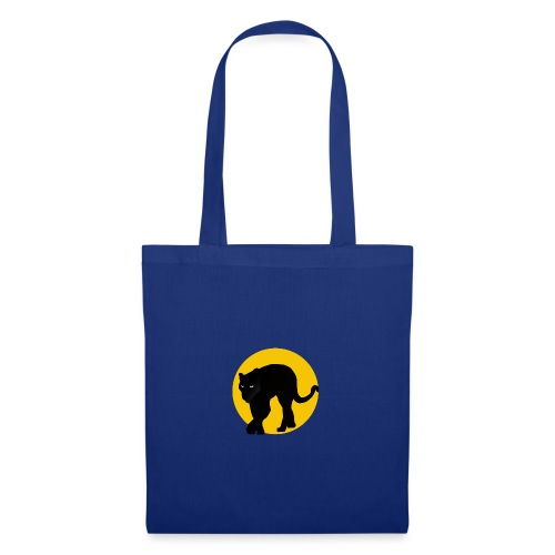 panthere lune - Tote Bag