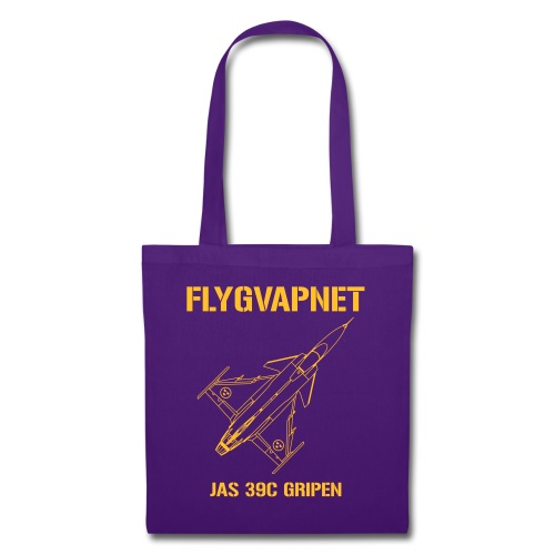 FLYGVAPNET - JAS 39C - Tygväska