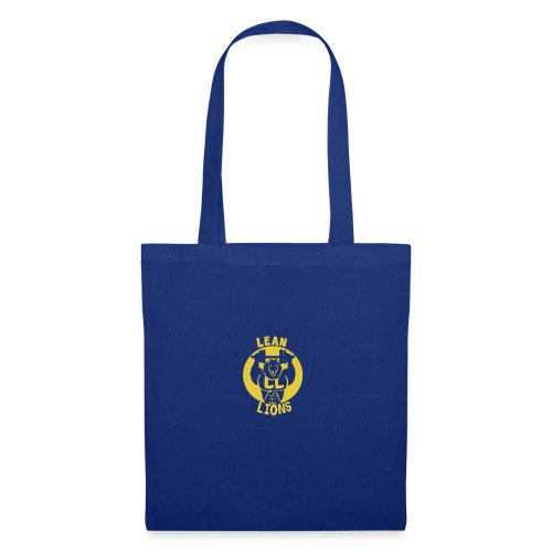 Lean Lions Merch - Tote Bag