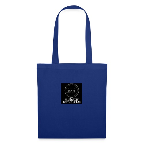 Its Barzey on the beats - Tote Bag