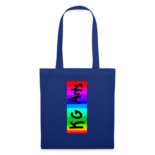 KG Arts Rainbow Banner - Tote Bag