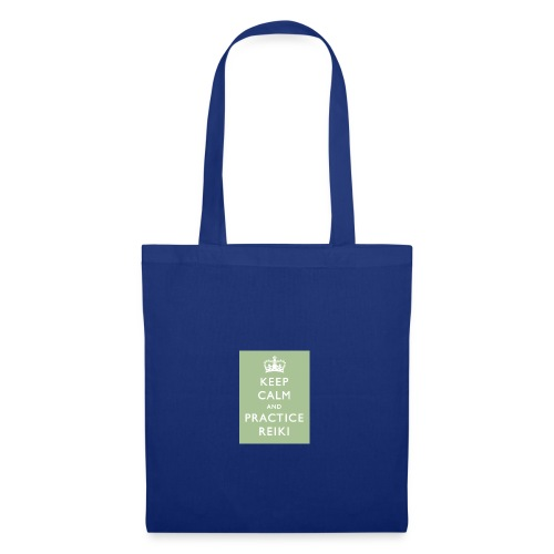 keep calm and practice reiki - Tote Bag