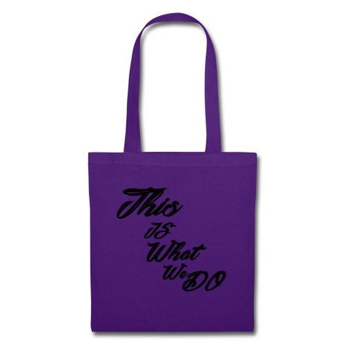 this is what we do bmx mountain bike skater tshirt - Tote Bag