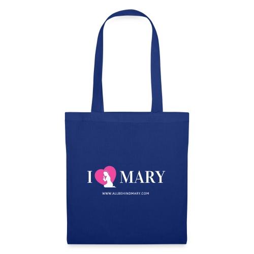 I love Mary - Sac en tissu