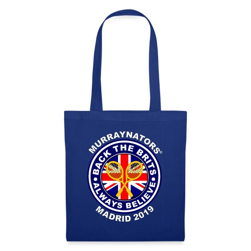 BackTheBritsMadrid19 - Tote Bag