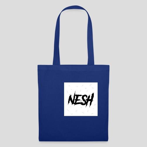Nesh Logo - Stoffbeutel
