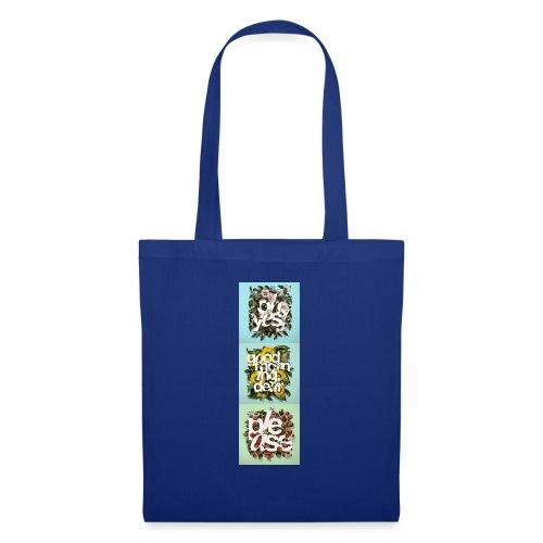 Thème floral x3 - Tote Bag