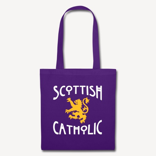 TOTE BAG - SCOTTISH CATHOLIC - Tote Bag