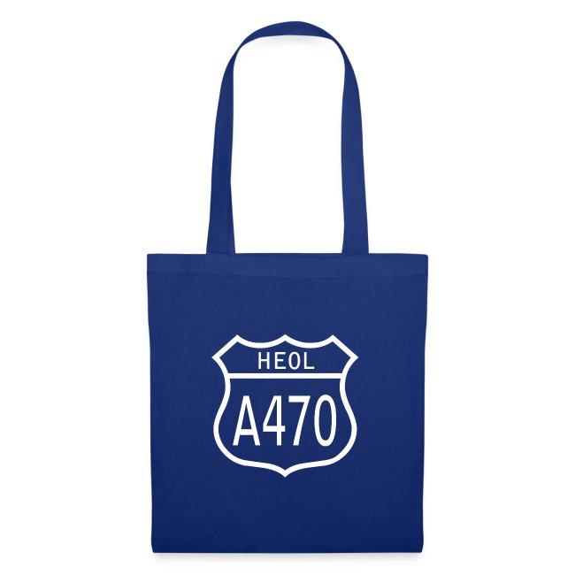 A470 HEOL