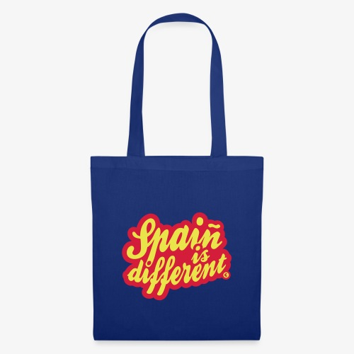 Spaiñ is different - Bolsa de tela