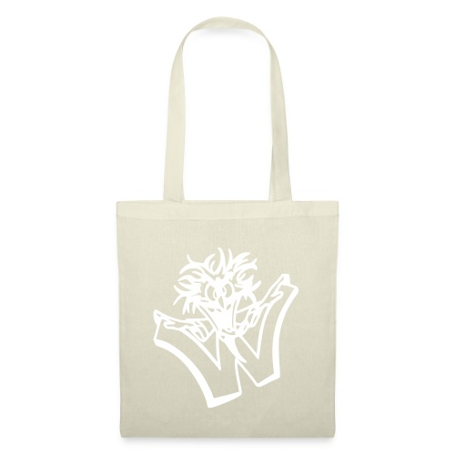 Wahnsinn Logo - Tas van stof