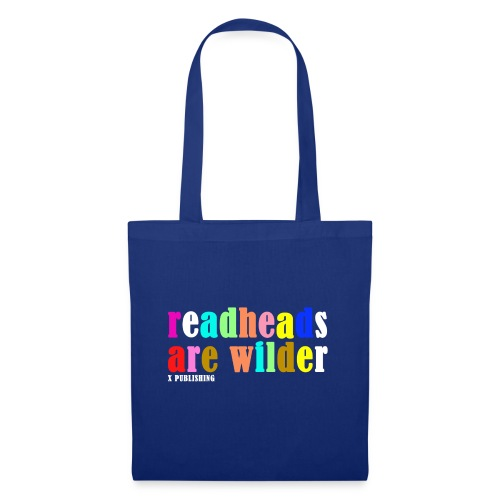 Readheads are wilder X Publishing - Tygväska