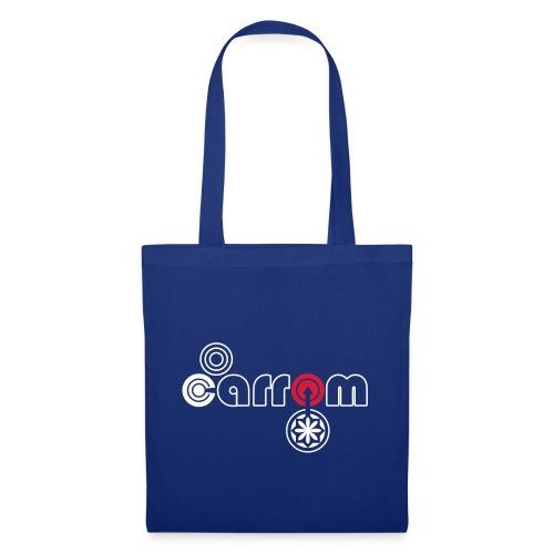 carrom_logo - Stoffbeutel