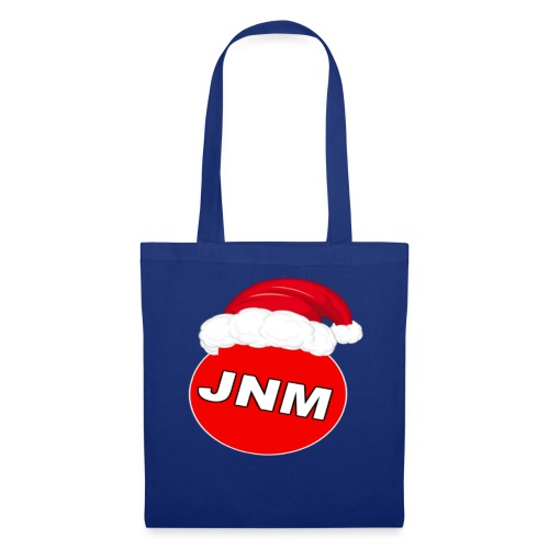 JustNotMe kerst merch - Tas van stof