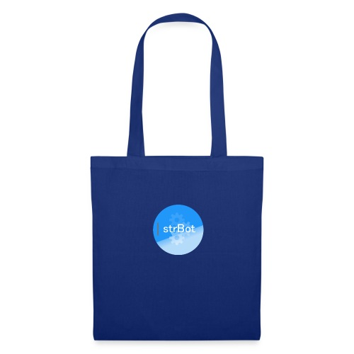 strBot Circle - Tote Bag