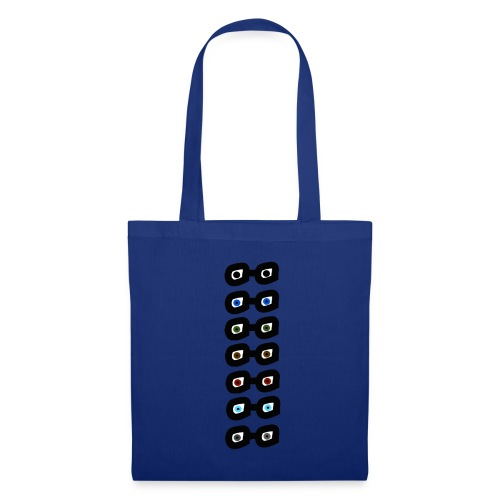 DEEVY Eyes Design - Tote Bag