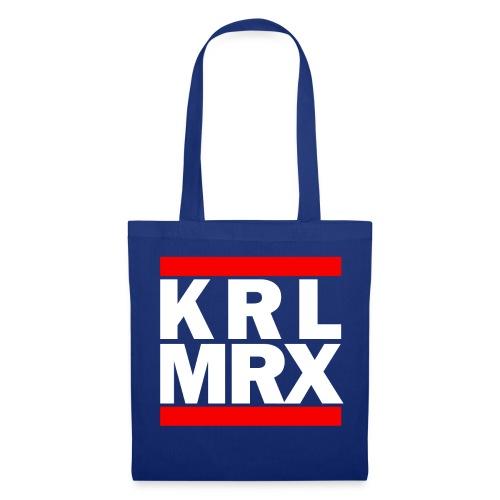 KrlMrxWhite - Stoffbeutel