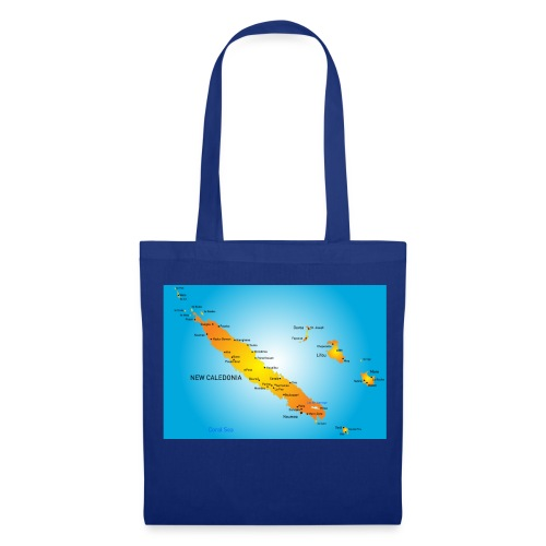 nouvelle caledonie - Tote Bag