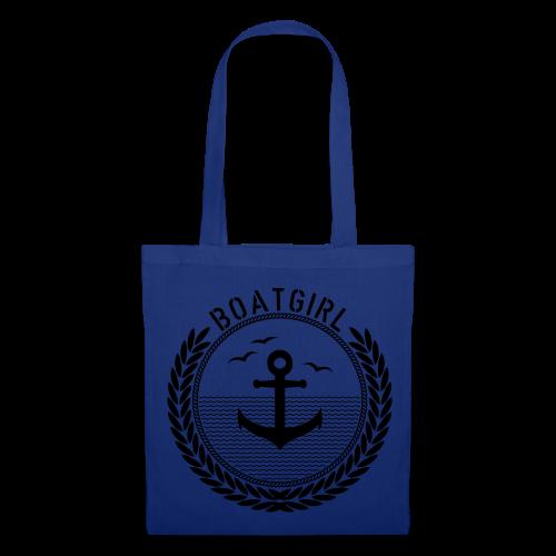 BoatGirl - Anchor - Stoffbeutel
