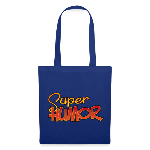 Super Humor - Bolsa de tela
