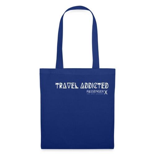 travel addicted by PASSENGER X - Stoffbeutel