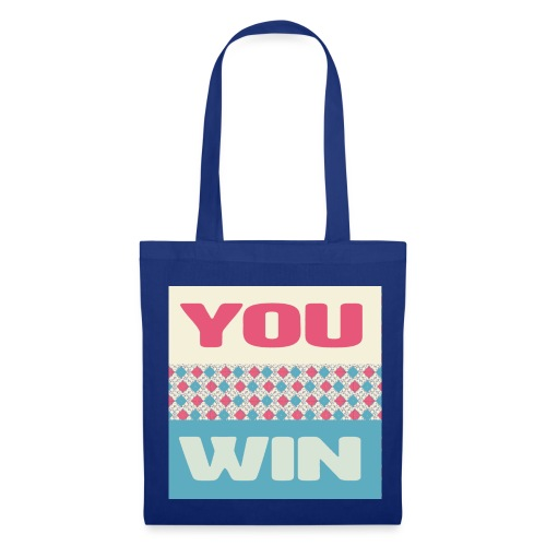 you win 8 - Tote Bag