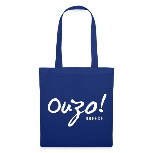 Ouzo Greece WhiteLabel - Stoffbeutel