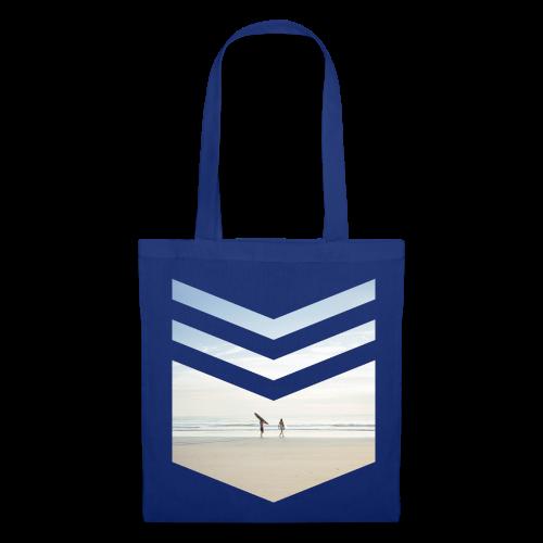 Surf Beach Triangle - Stoffbeutel