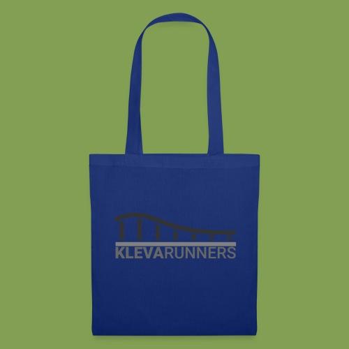 Kleva Runners Logo - Tygväska