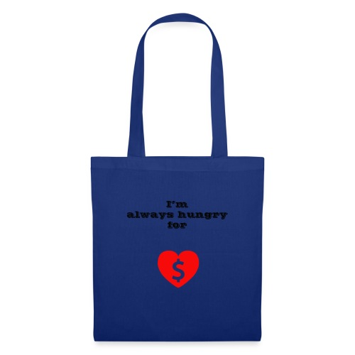 Money or Love - Tote Bag