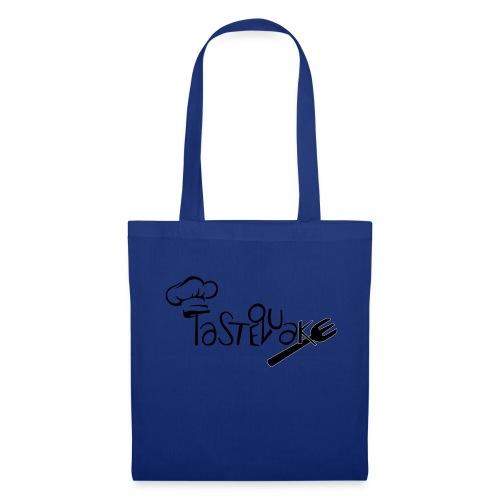TasteQuake Logo - Stoffbeutel