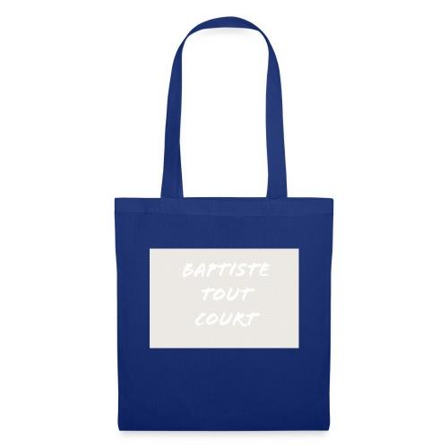 Baptiste Tout Court - Tote Bag